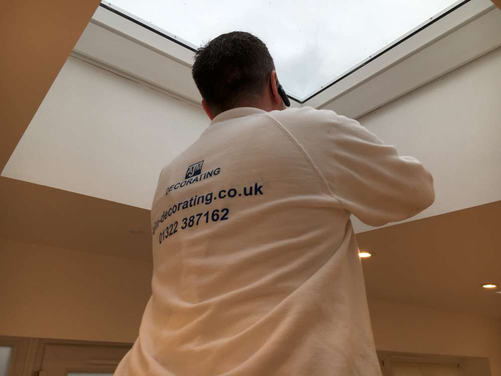 Dartford decorators - AJM Decorating