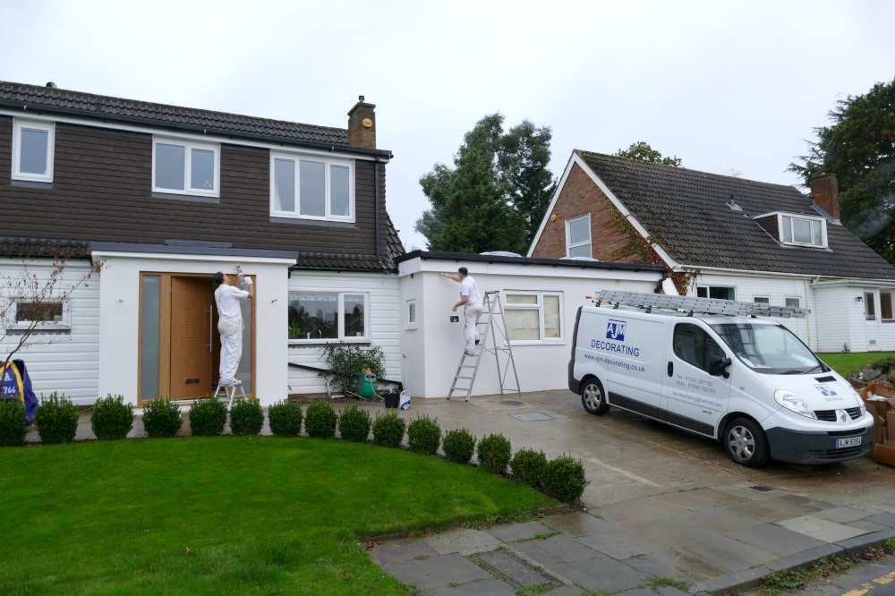 Painters Dartford - AJM Decorating